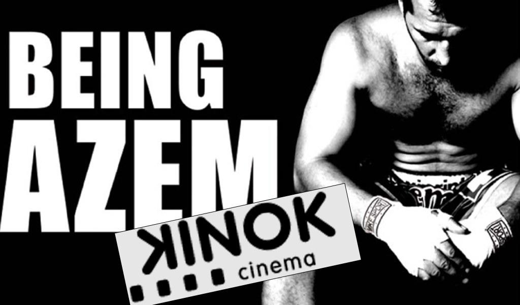 Ab April ist BEING AZEM im St.Galler KINOK zusehen