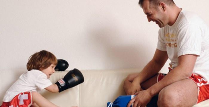 Kickboxen für Kinder
