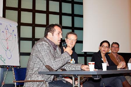 Cevi-Konferenz in Zürich