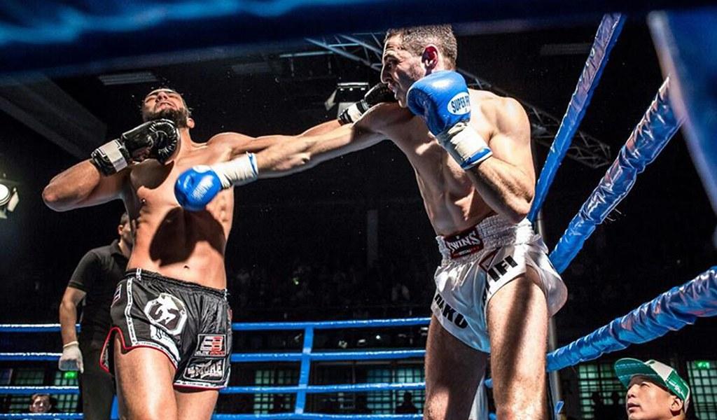 Erfolgreicher Auftritt der Azem Kampfsportschule Kämpfer an der Fight Night in Volketswil