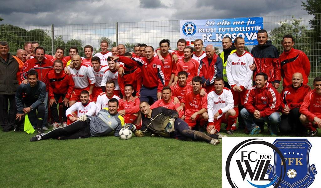 FC Wil 1900 – Nationalmannschaft Kosovo