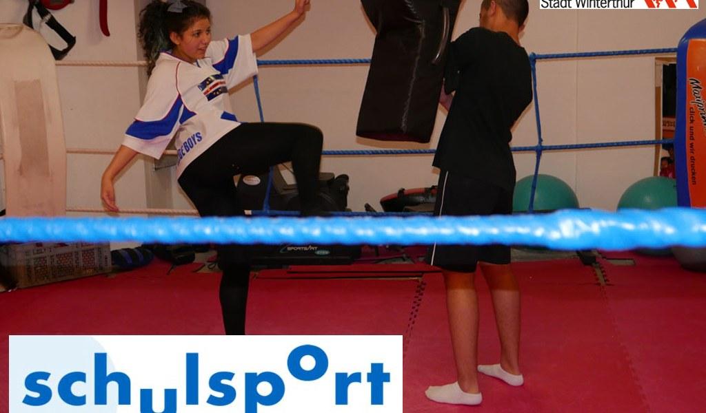 Aktuell Schul-Sportwochen in Azem Kampfsport Winterthur