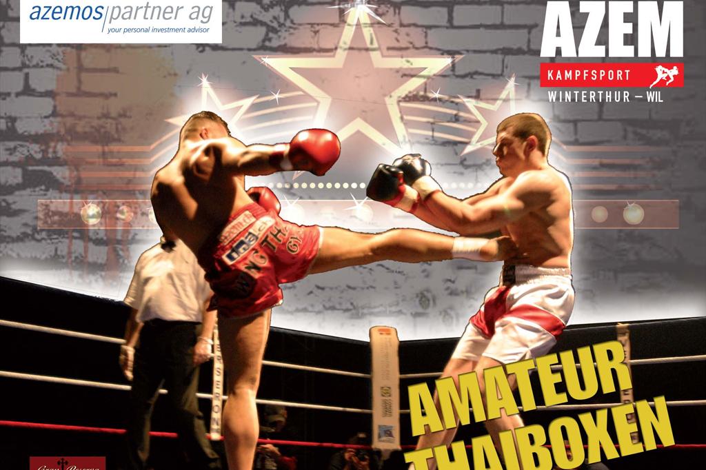 Schweizermeisterschaften im Thaiboxen