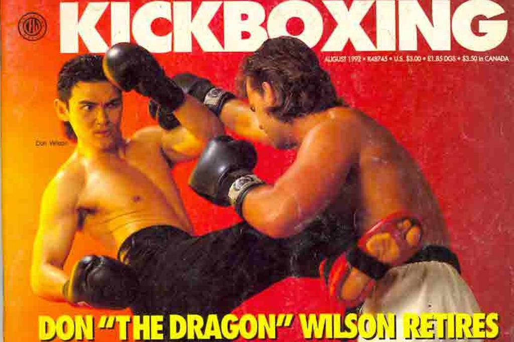 "Seminar mit Don ""The Dragon"" Wilson"