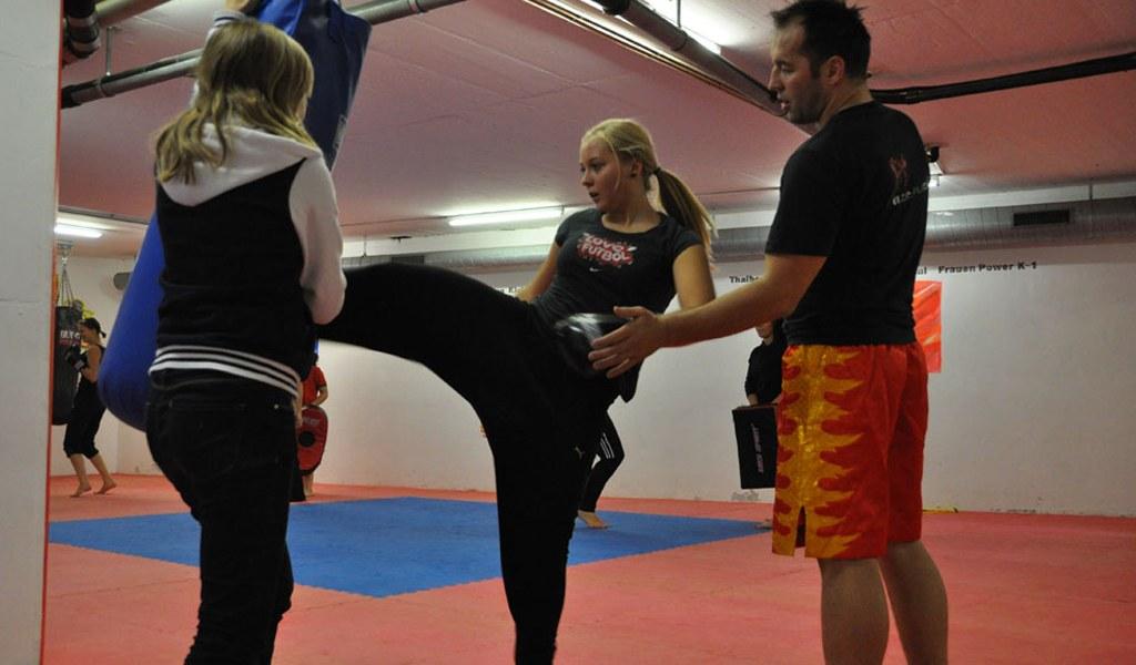 Sportprogramm für Jugendliche in Zürich
