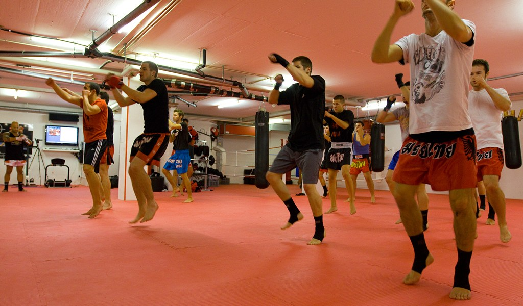Training in den Sommerferien