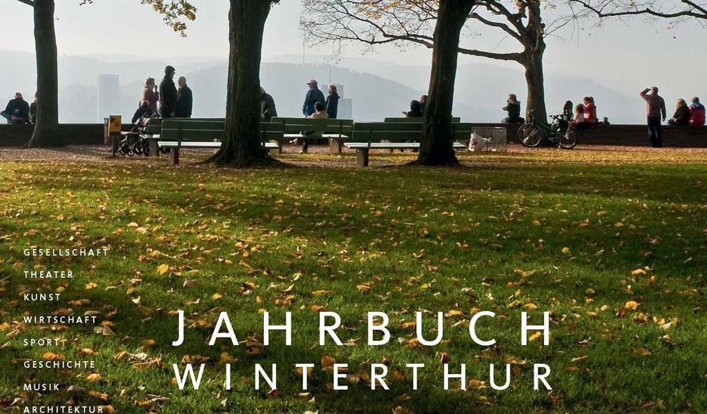 Azem jetzt auch im neuen Winterthurer Jahrbuch