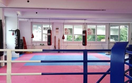 Der perfekte Mix aus Fitness und Selbstverteidigung im neu umgebauten Budaya Training Center Wil