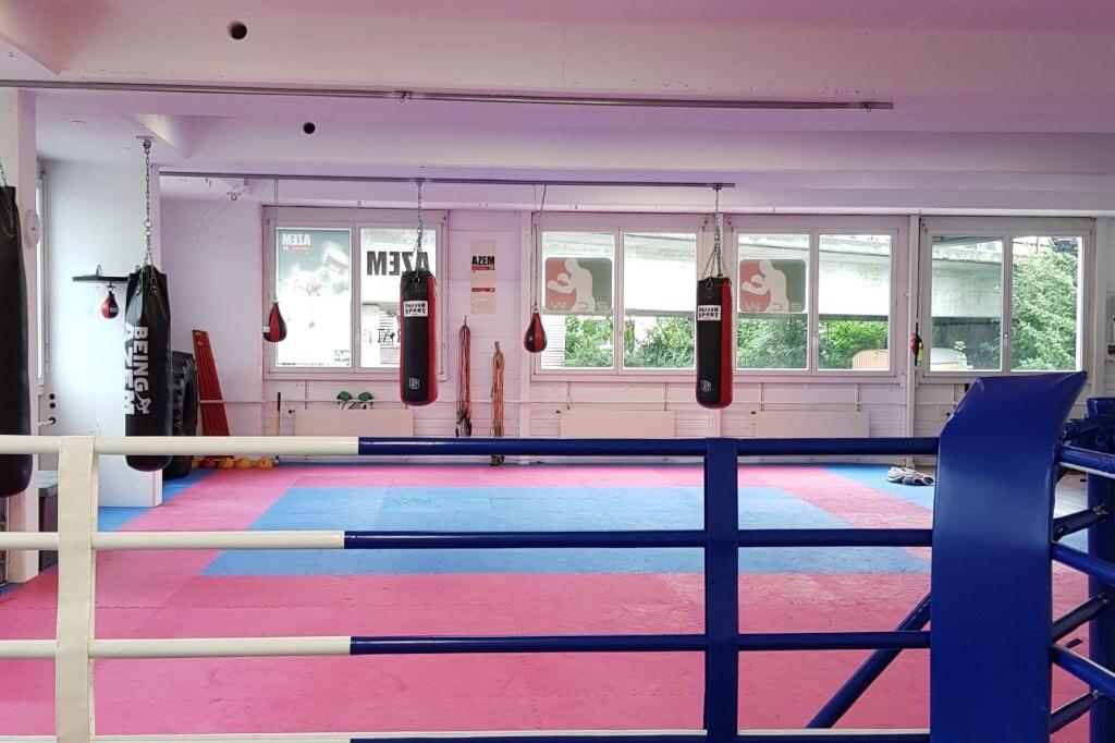 Budaya Training Center Wil