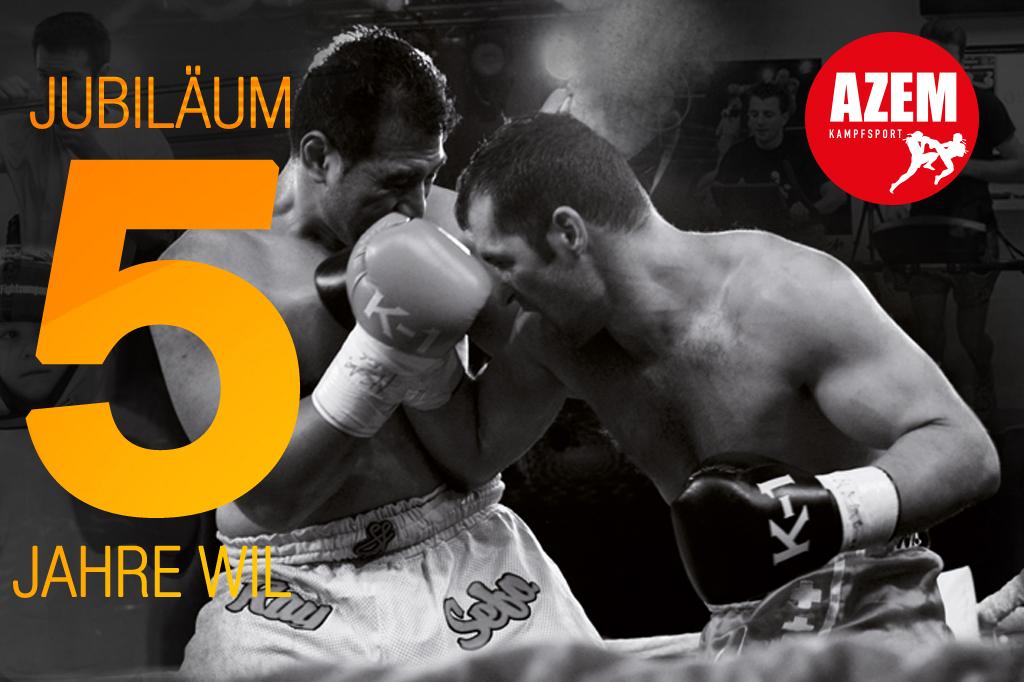 Thaibox-Weltmeister Azem Maksutaj steigt wieder in den Ring