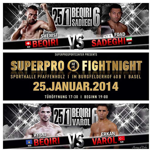 SUPERPRO FIGHTNIGHT VI