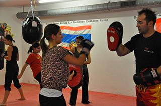 Sportamt Winterthur Azem Kampfkunst Partnerschaft