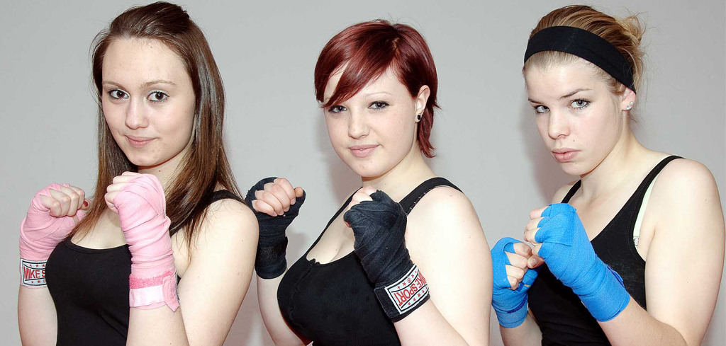 Trainingscenter Winterthur Zeiten Frauenpower