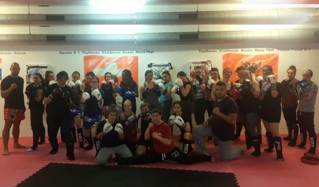 Trainingspläne Azem Kampfsport Trainingszentren Winterthur und Wil