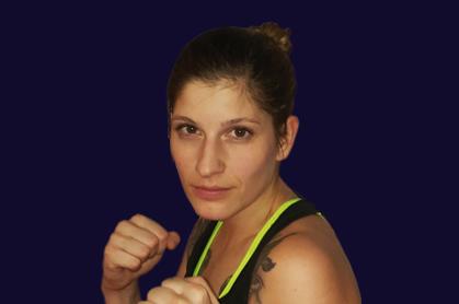Lea Fürer Trainerin Thaiboxen und Frauenpower
